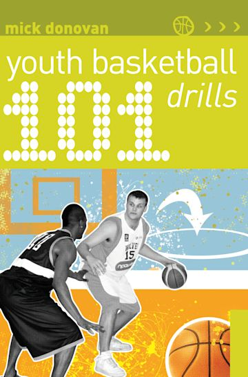 101 Youth Basketball Drills cover