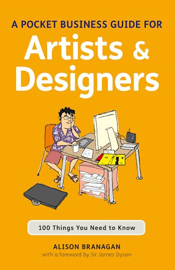 A Pocket Business Guide for Artists and Designers cover