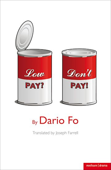 Low Pay? Don't Pay! cover