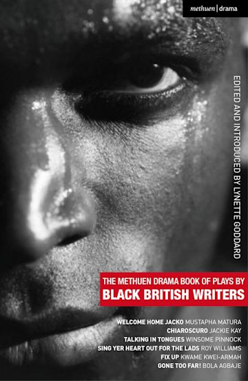 The Methuen Drama Book of Plays by Black British Writers cover
