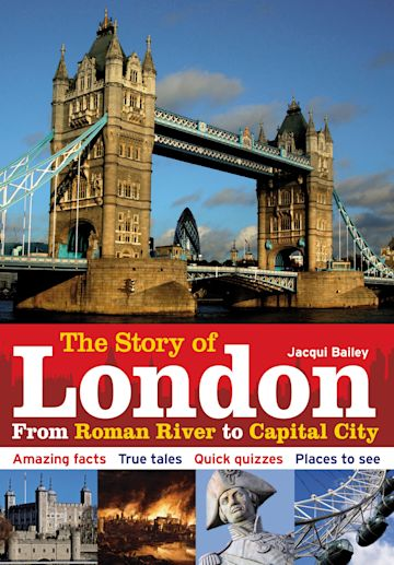 The Story of London cover