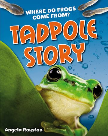 Tadpole Story cover
