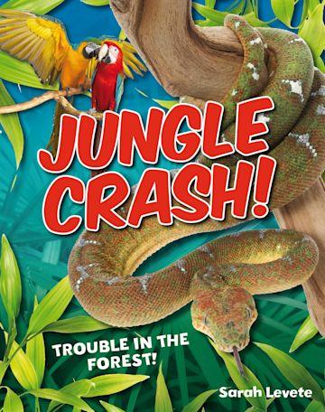 Jungle Crash! cover