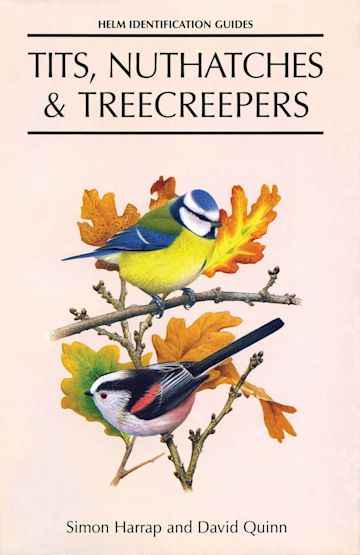 Tits, Nuthatches and Treecreepers cover