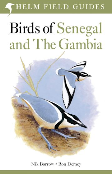 Birds of Senegal and The Gambia cover