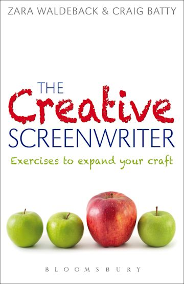 The Creative Screenwriter cover