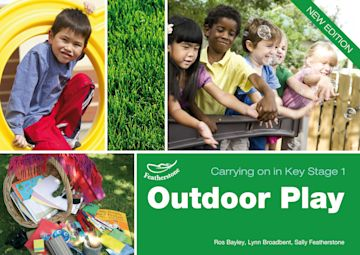 Outdoor Play (Carrying on in Key Stage 1) cover