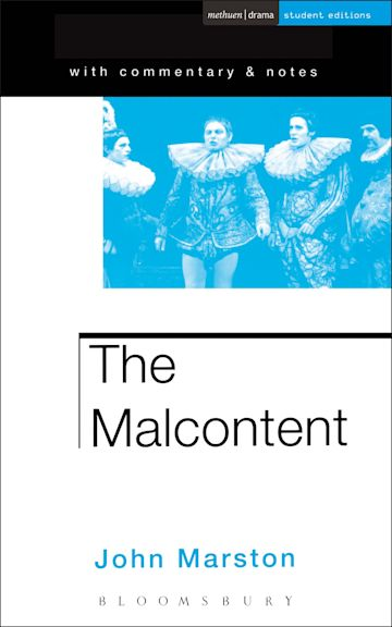 The Malcontent cover