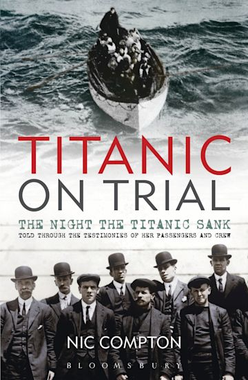 Titanic on Trial cover