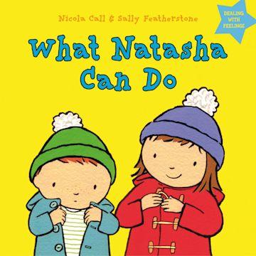 What Natasha Can Do cover