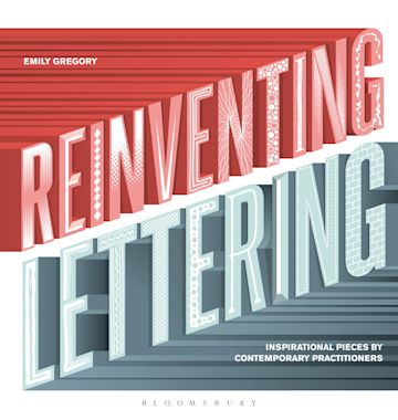 Reinventing Lettering cover