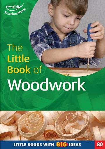 The Little Book of Woodwork cover