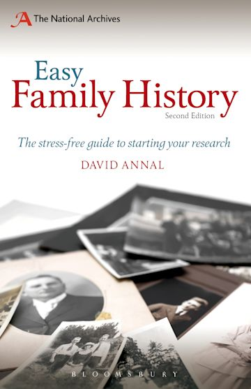 Easy Family History cover