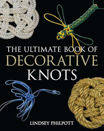 The Ultimate Book of Decorative Knots cover
