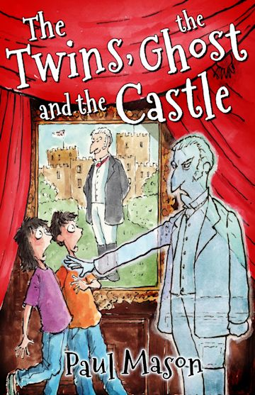 The Twins, the Ghost and the Castle cover
