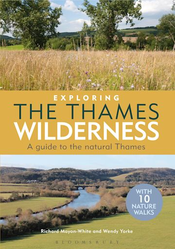 Exploring the Thames Wilderness cover