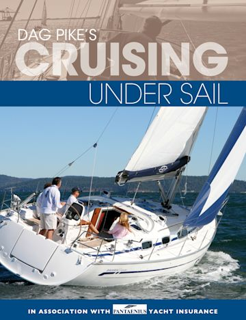 Dag Pike's Cruising Under Sail cover