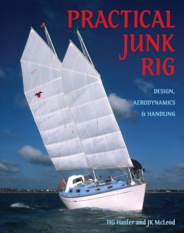 Practical Junk Rig cover