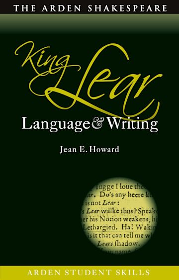 King Lear: Language and Writing cover