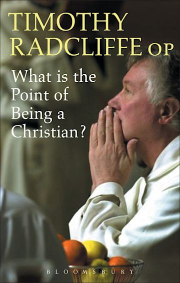 What is the Point of Being a Christian? cover