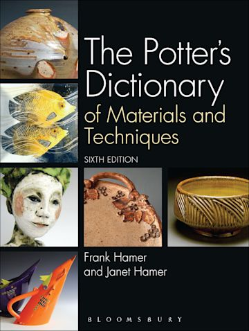 The Potter's Dictionary cover