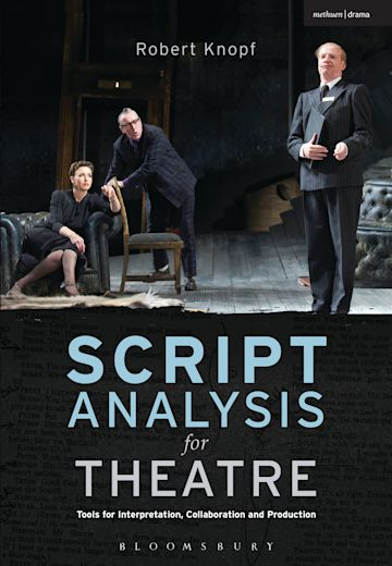 Script Analysis for Theatre cover