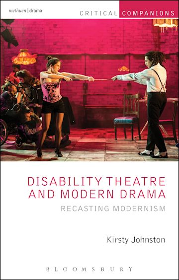 Disability Theatre and Modern Drama cover