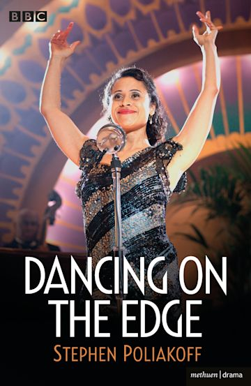Dancing on the Edge cover