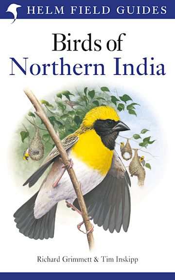 Birds of Northern India cover
