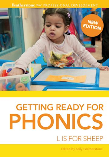 Getting Ready for Phonics cover