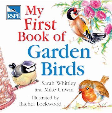 RSPB My First Book of Garden Birds cover