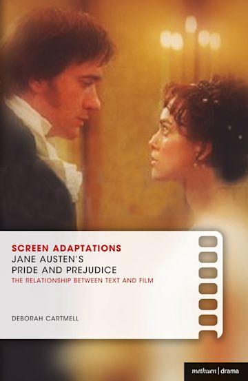 Screen Adaptations: Jane Austen's Pride and Prejudice cover