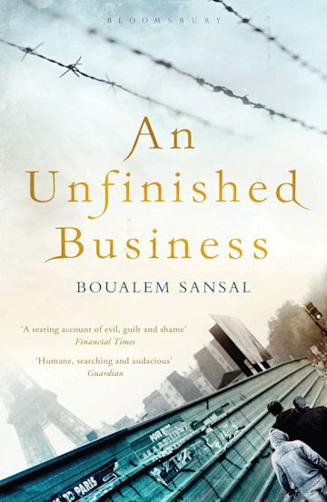 An Unfinished Business cover