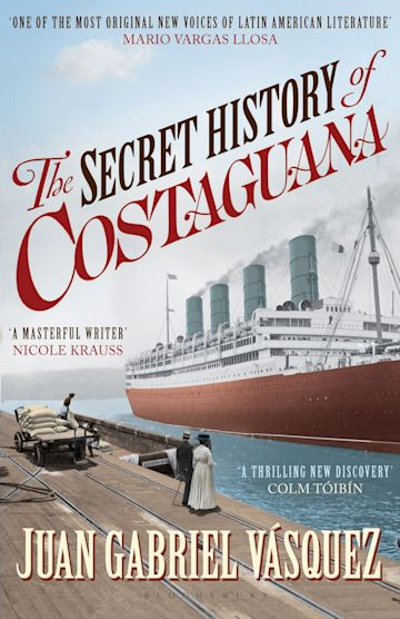The Secret History of Costaguana cover