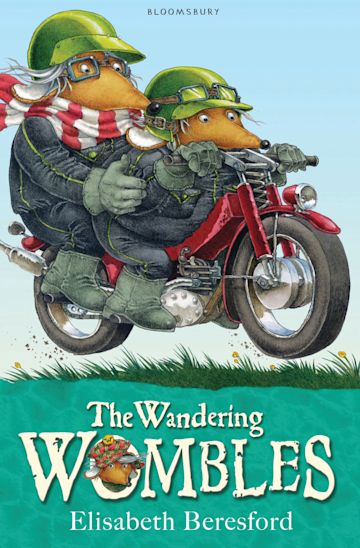 The Wandering Wombles cover