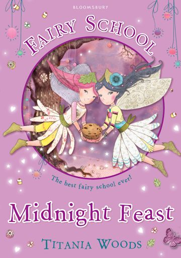 GLITTERWINGS ACADEMY 2: Midnight Feast cover
