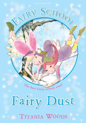GLITTERWINGS ACADEMY 4: Fairy Dust cover