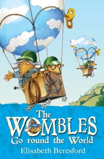 The Wombles Go Round the World cover