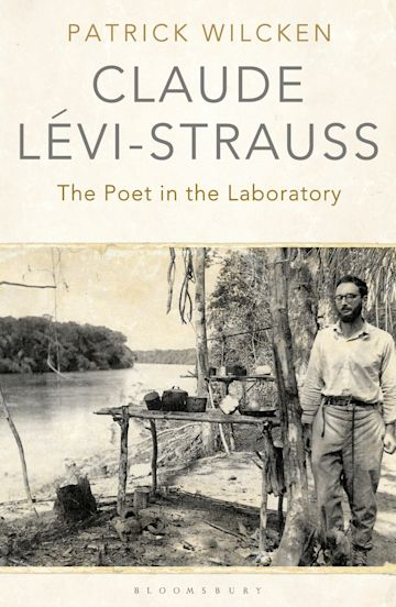 Claude Lévi-Strauss cover