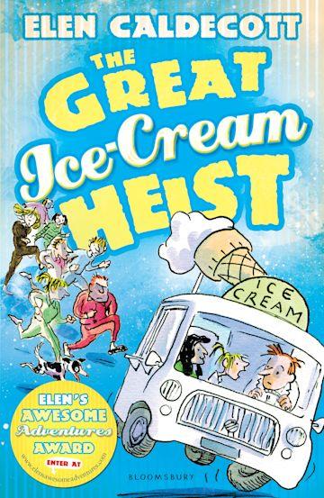 The Great Ice-Cream Heist cover