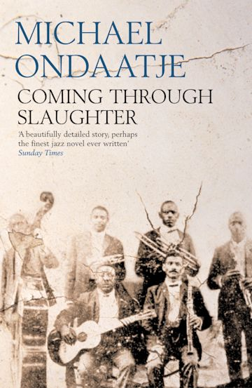 Coming Through Slaughter cover