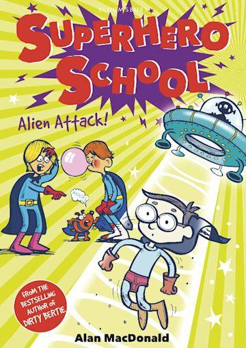 Alien Attack! cover