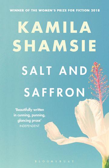 Salt and Saffron cover