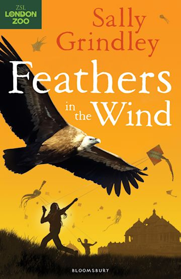 Feathers in the Wind cover