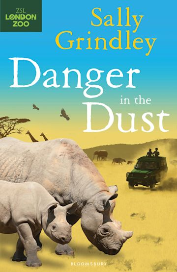Danger in the Dust cover