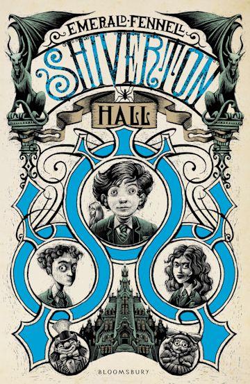 Shiverton Hall cover