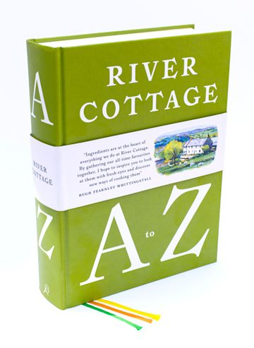River Cottage A to Z cover