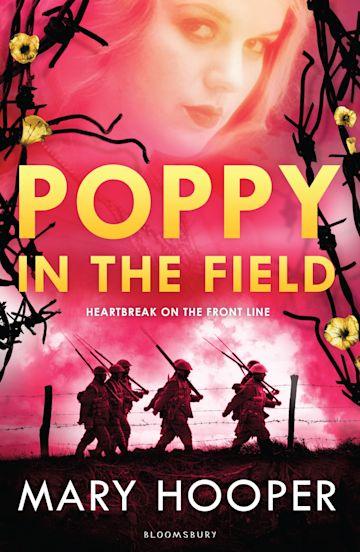 Poppy in the Field cover