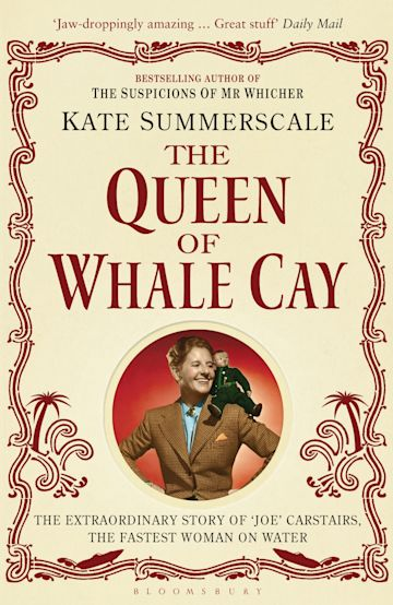 The Queen of Whale Cay cover