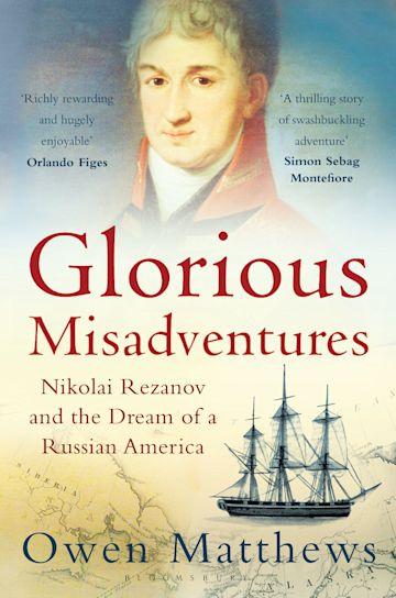 Glorious Misadventures cover